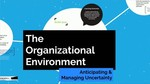 The Basics of Organizational Environment and Uncertainty